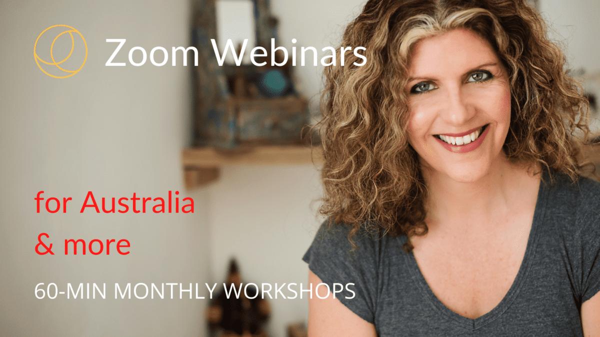 AUSTRALIA WEBINARS