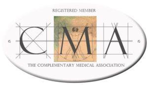 CMA registered member logo